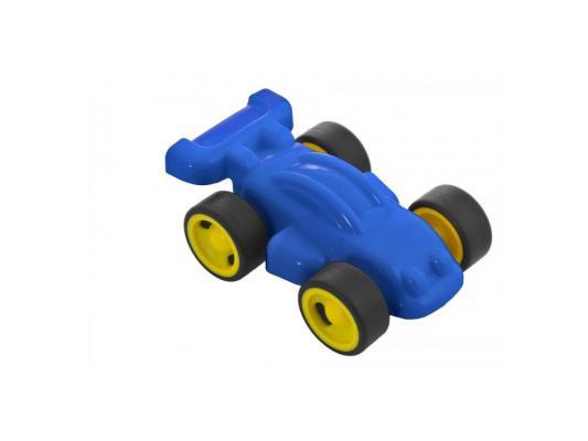 Автомобиль Miniland Гоночная синий 1 шт 12 см 27482 автомобиль miniland гоночная 1 шт 12 см красный