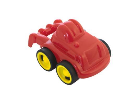 Трактор Miniland Мини-машина красный 1 шт 12 см 27484 автомобиль miniland гоночная 1 шт 12 см красный
