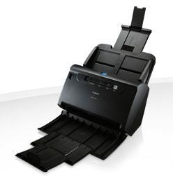 Сканер Canon DR-C240 протяжный CIS A4 600x600dpi 45стр/мин USB 0651C003