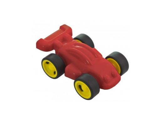 Автомобиль Miniland Гоночная красный 1 шт 12 см автомобиль miniland гоночная 1 шт 12 см красный