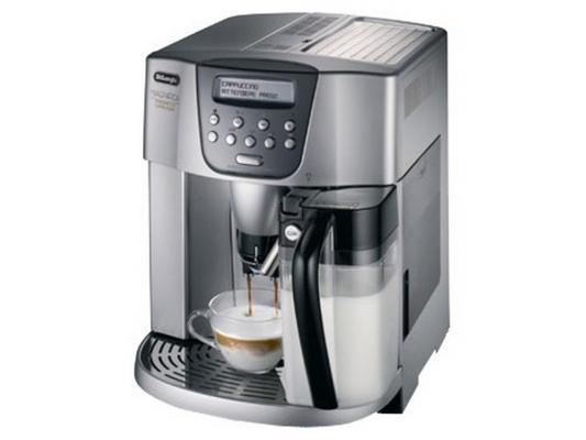 Кофемашина Delonghi ESAM 4500 1350Вт 15бар 1.8л серебристый кофемашина капсульная delonghi nespresso en 560 w