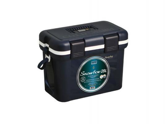 Контейнер изотермический CW Snowbox Marine 28 38195 холодильник автомобильный cw unicool 28 объём 28 литров