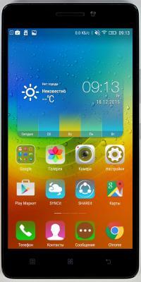 """Смартфон Lenovo A7000-A белый 5.5"""" 8 Гб GPS Wi-Fi LTE PA030010RU"""
