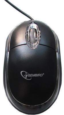 Мышь проводная Gembird MUSOPTI9-900U чёрный USB