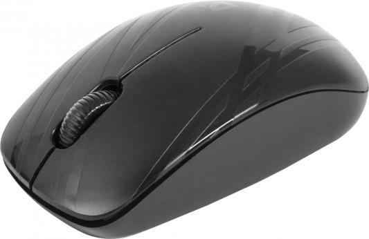 Мышь беспроводная DEFENDER Datum MM-035 чёрный USB 52035