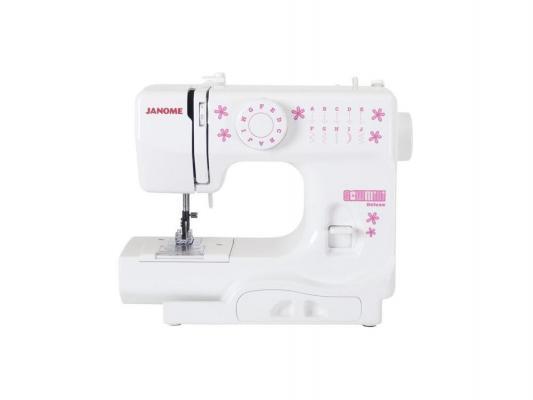 Швейная машина Janome Sew Mini Deluxe белый