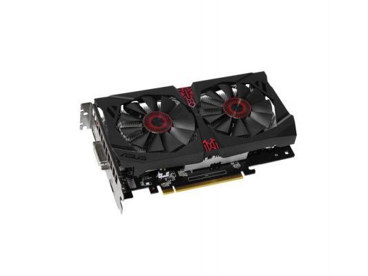 ���������� 4096Mb Asus GeForce GTX 750Ti PCI-E 128bit GDDR5 DVI HDMI DP HDCP STRIX-GTX750TI-DC2OC-4GD5 Retail