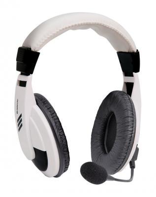 Гарнитура Defender Gryphon HN-750 белый 63747 гарнитура defender orpheus hn 898 черный 63898