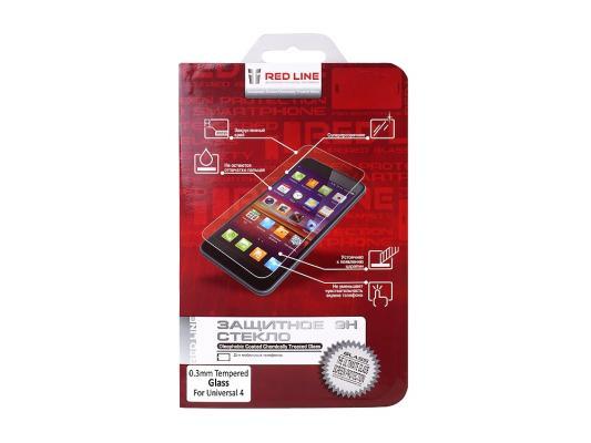 """Защитное стекло Red Line для смартфонов 4"""""""
