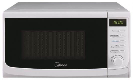 СВЧ Midea AM820CWW-W 800 Вт белый