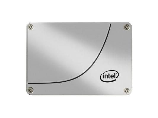 Жесткий диск SSD 2.5 80Gb Intel SATAIII SSDSC2BB080G601 941809