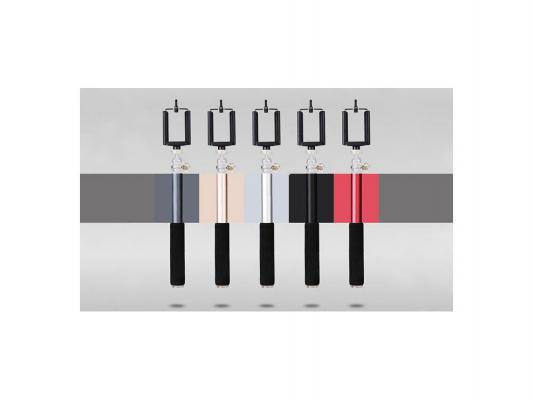 Монопод Hoox Selfie Stick 810 Series серебро HOOX-SF810-S  Selfie Stick 810
