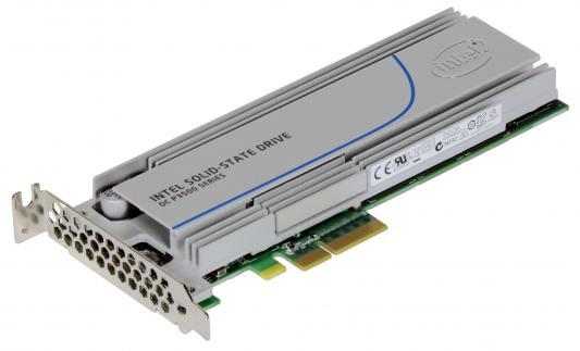 SSD Твердотельный накопитель PCI-E 1.2Tb Intel  SSD P3500 Series Read 2600Mb/s Write 1200Mb/s SSDPEDMX012T401 937527