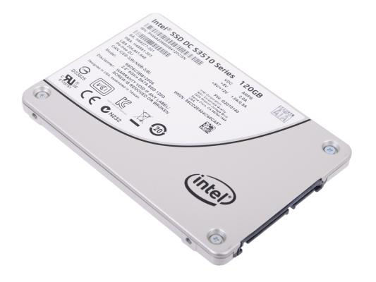 Твердотельный накопитель SSD 2.5 120Gb Intel  SSD S3510 Series Read 475Mb/s Write 135Mb/s SATAIII SSDSC2BB120G601 941811 твердотельный накопитель ssd 120gb intel ssd 535 series m 2 read 540mb s write 480mb s ssdsckjw120h601 941928