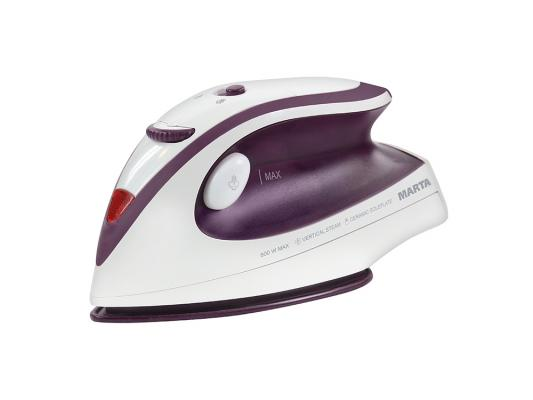 Утюг Marta MT-1146 800Вт фиолетовый