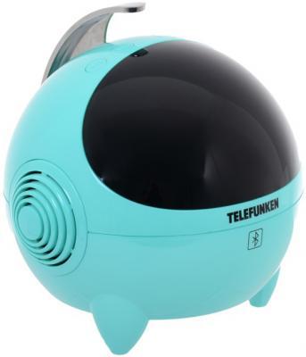 Радиоприемник Telefunken TF-1634UB мятно-белый радиоприемник telefunken tf 1636u белый