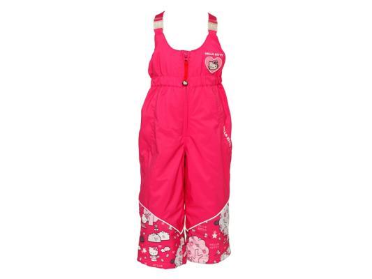 Полукомбинезон Huppa Tippy розовый с котятами полиэстер непромокаемый 98 см 2603СН14-863-098 коврик для мышки printio thor steinar brand
