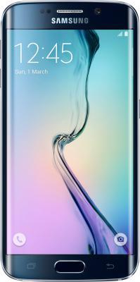 "Смартфон Samsung Galaxy S6 Edge черный 5.1"" 128 Гб NFC LTE Wi-Fi GPS SM-G925FZKFSER"