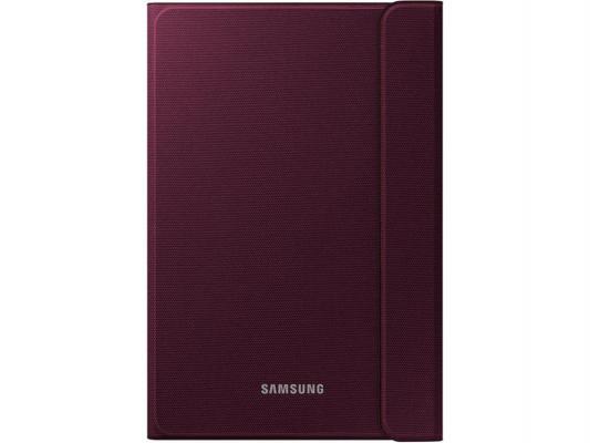 """Чехол-книжка Samsung для Galaxy Tab A 8"""" EF-BT350 бордовый EF-BT350BQEGRU"""