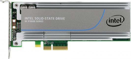 SSD Твердотельный накопитель PCI-E 400Gb Intel P3600 Read 2100Mb/s Write 550Mb/s SSDPEDMX400G401 937525