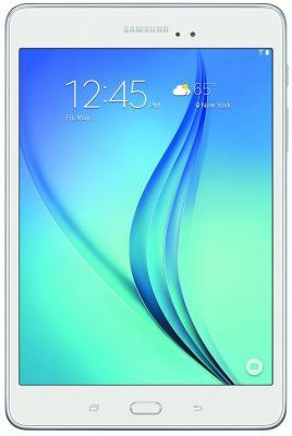 Планшет Samsung Galaxy Tab A 8.0 SM-T355 16GB LTE белый SM-T355NZWASER планшет samsung galaxy tab a 8 0 sm t355 16gb lte черный sm t355nzkaser