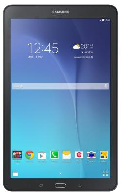 Планшет Samsung Galaxy Tab E 9.6 9.6 8Gb Black Wi-Fi 3G Bluetooth Android SM-T561NZKASER планшет samsung galaxy tab e sm t561 1 5гб 8gb 3g android 4 4 черный [sm t561nzkaser]