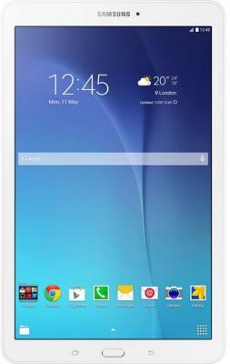 Планшет Samsung Galaxy Tab E 9.6 9.6 8Gb белый Wi-Fi 3G Bluetooth Android SM-T561NZWASER планшеты samsung планшет samsung galaxy tab e 8gb 3g black