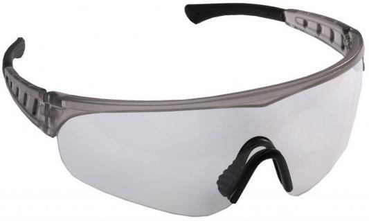 Защитные очки Stayer MASTER поликарбонатные прозрачные линзы 2-110431 набор ключей комбинированных stayer master 27085 h6