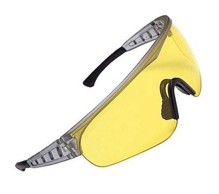 Защитные очки Stayer MASTER поликарбонатные желтые линзы 2-110435 наколенники защитные stayer soft 2 11197