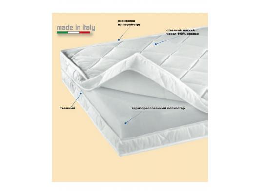 Матрас 70х140см Italbaby Babyterm Comfort (010,0540-) italbaby набор для коляски antiacaro подушка матрас