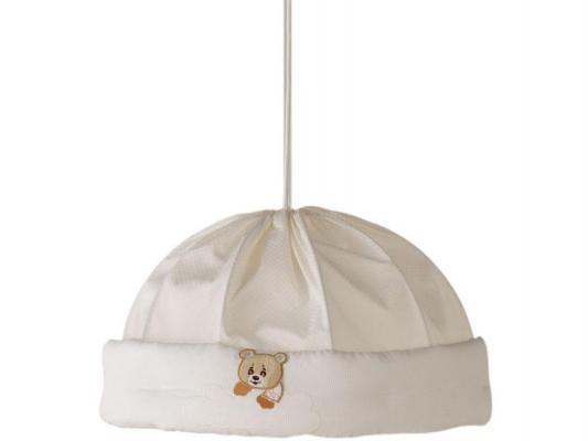 Светильник потолочный Baby Expert Abbracci-Trudi (крем) аксессуары для детской комнаты baby expert полка вешалка abbracci by trudi