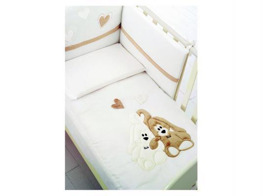 Одеяло 70x100см Baby Expert Cremino (крем) детская кровать baby expert cremino by trudi