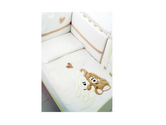 Постельный сет Baby Expert Cremino (крем) детская кровать baby expert cremino by trudi