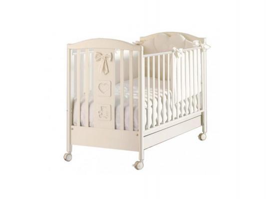 Купить Кроватка Baby Expert Madreperla (крем)