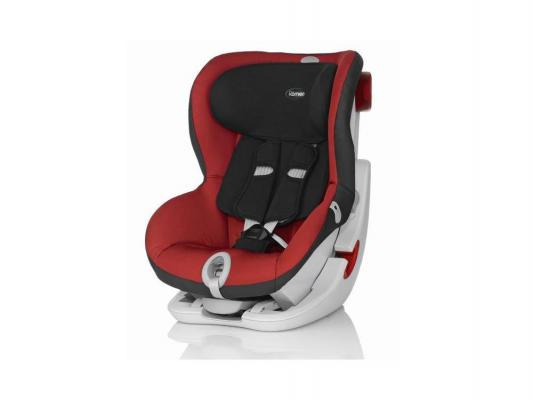 Автокресло Britax Romer King II LS (chili pepper trendline) рубашка в клетку dc shoes yorton ls chili pepper