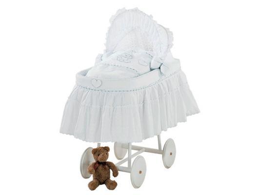 Кроватка-люлька класическая Italbaby Principini 340,0038-5