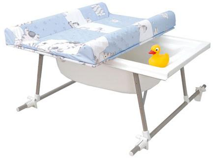 Стол для купания и пеленания Geuther Agualight 4822 (цвет 97)