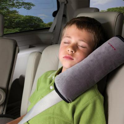 Подушка DIONO Pillow 26.5 х 9.3 см серый текстиль 60025 (Diono)