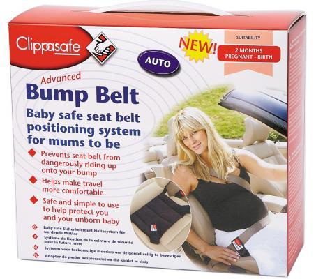 Автомобильный ремень для беременных Clippasafe