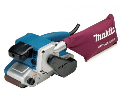 Ленточная шлифовальная машина Makita 9903 1010Вт лента шлифовальная makita p 39469 9х533 к100