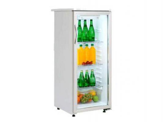 Холодильник-витрина Саратов 505 (КШ-120) белый