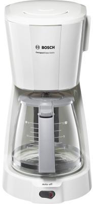 Кофеварка Bosch TKA 3A031 белый кофемашина bosch tka 3a031 3a034 красный