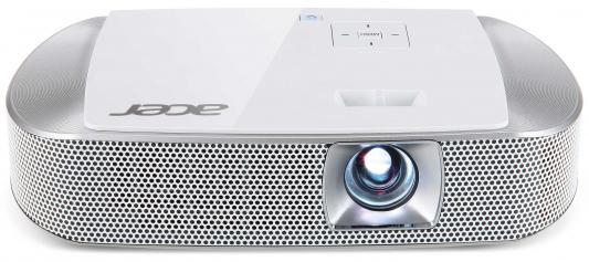 Проектор Acer K137i 1280x800 700 lm 10000:1 серый проектор acer k137i 1280x800 700 lm 10000 1 серый