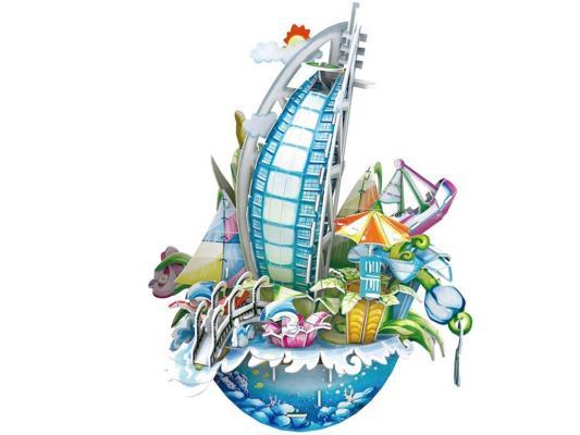 Пазл 3D CubicFun Городской пейзаж Дубаи 57 элементов OC3202h