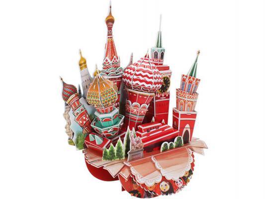Пазл 3D CubicFun Городской пейзаж - Москва Cubic Fun 63 элемента OC3206h