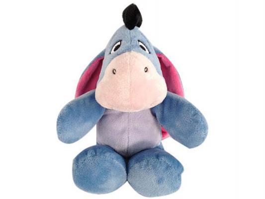 Мягкая игрушка осел Disney Ушастик плюш синий 25 см 6901014010587