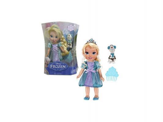 Кукла Disney Кукла Холодное Сердце Принцессы с Олафом 15 см 4893984310045
