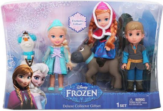 Игровой набор Disney Холодное Сердце Принцессы Дисней 5 предметов 4893984310311