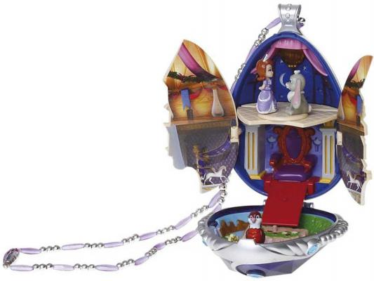 Игровой набор Giochi Preziosi София Прекрасная – амулет со звуковыми и световыми эффектами от 3 лет 15158