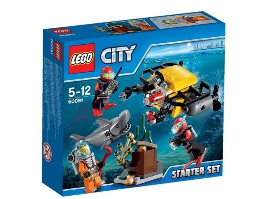 Конструктор Lego City: Исследование морских глубин 90 элементов 60091